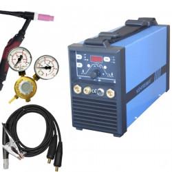 Kühtreiber KITin 1700 HF svářecí invertor + kabely 3 m + hořák + ventil