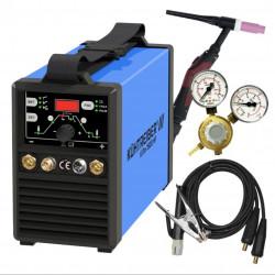 Kühtreiber KITin 1500 HF svářecí invertor + kabely 3 m + hořák + ventil