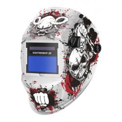 Svařovací maska KUHTREIBER 725S lebka, víceúčelová