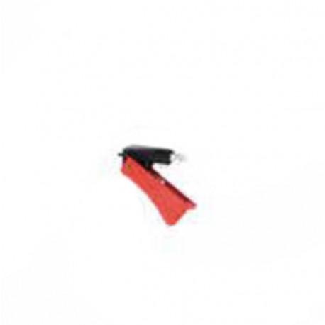 Vypínač hořáku 240A MIG - červený