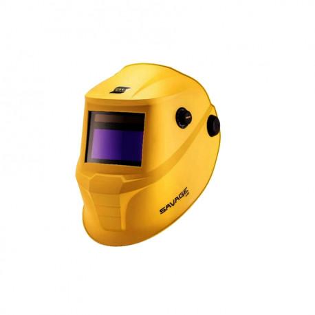 Samostmívací kukla ESAB SAVAGE A40 9 - 13 žlutá