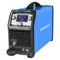 Trojkombinace MAKin 200 Multi MIG LCD