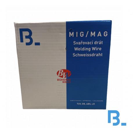 MIG/MAG G3Si1/SG2 Svařovací drát do CO2 pr. 1.0mm cívka 5kg