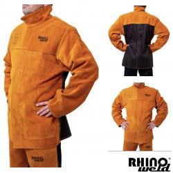 Svářečská bunda/kabát RHINOweld vel M-XXXL
