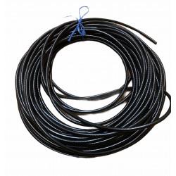 PVC hadice černá 4,5x1,5mm - TIG 26 (cena za 1m)