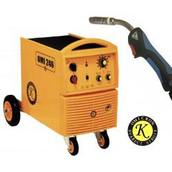 SET OMICRON OMI 246 Svařovací stroj + hořák 250A/4m