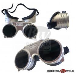 Svářečské ochranné brýle typ SB-1 odklápěcí DIN 5