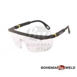 Klasické ochranné brýle čiré