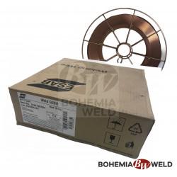 Svářecí drát WELD G3Si1 1,2 mm ocel MIG 15kg