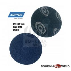 NORTON Vortex rapid prep 125x22 mm