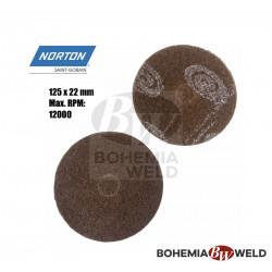 NORTON Vortex rapid prep 125x22 mm hrubé