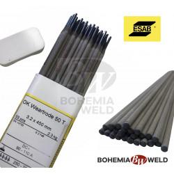 Elektroda OK Weartrode 50 T(EB 511) pr. 3,2mm/450mm (balíček 2,3kg/53ks)