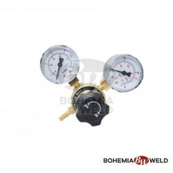 Redukční ventil CO2 mini 2m, závit 3/4