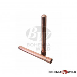 Svěrka elektrody TIG 17/18/26 1,0mm 10N22