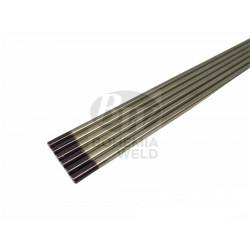 Wolframová elektroda fialová pr. 2,4 mm