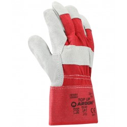 """Kombinované pracovní rukavice TOP UP velikost 11"""""""