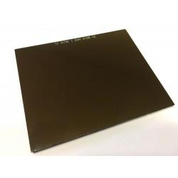Sklo 90x110 mm DIN 12 - pokované