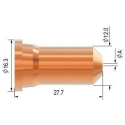 Dýza 1,1 50-60A