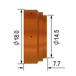 Rozdělovač vzduchu 6 ot. 80-120A