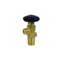 GCE Lahvový uzavírací ventil - kyslík
