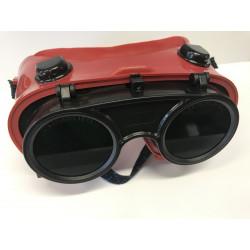 Svářecí brýle s vyklápěním