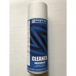Sprej pro zkoušení těsnosti svárů - CLEANER modrý odstraňovač