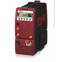 Set II KÜHTREIBER FÉNIX 250 PFC AC/DC + chlazení + kabely + red. ventil + vozík + hořák