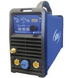 PEGAS 200 AC/DC PULSE Smart Alfain + hořák 4m